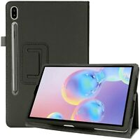 For Samsung Galaxy Tab S7 Case Leather Folio Stand Cover T870/T875
