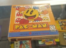 Pac-Man (NeoGeo Pocket Color, 1999) BRAND NEW SEALED FREE SHIPPING