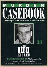 Magazine - Murder Casebook 38 - The Rebel Killer - Charlie Starkweather