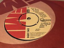 "Queen Your My Best Friend Uk 1975 Nice Condition 7"" Nr Mint"