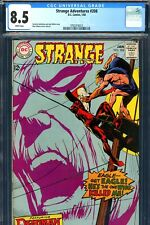 Strange Adventures #208 CGC GRADED 8.5 - white pages - Neal Adams cover/art