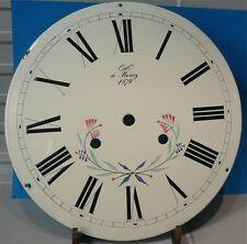 Cadran émaillé  Odobez 1879 France, ø 25 cm, Horloge