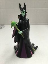 DISNEY STORE Authentic EVIL MALEFICENT Sleeping Beauty Figure ~ Cake Topper NEW