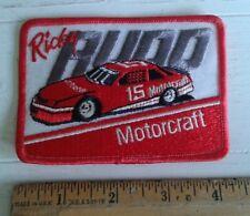 Vintage Ricky Rudd Patch Motorcraft #15 Nascar Racing