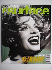 Rare KRISTEN McMENAMY Spring 1997 *SURFACE Magazine MARKY MARK  JUERGEN TELLER