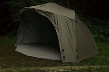 "Fox Ultra Brolly 60"" Khaki Ventec Ripstop Brolly Fishing Shelter NEW - CUM219"