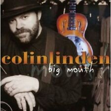Linden, Colin-Big Mouth CD neuf emballage d'origine