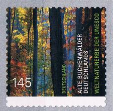 3087 ** , BRD 2014, skl. aus MB, Buchenwälder m. Nr. 5