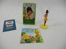 Disney Fairies TINKER BELL TRILLI: IRIDESSA KLARA 3D + CARD  NUOVO SOLO SBUSTATO