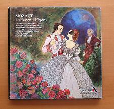 GOS 585-7 Mozart Le Nozze Di Figaro Erich Kleiber 3xLP Decca + booklet NM/EX