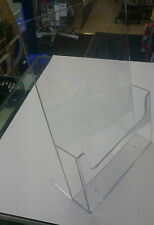 A4 TABLE TOP LEAFLET/LITERATURE HOLDERS - BOX OF 12