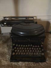 Vintage Remington Noiseless Portable Typewriter Very Clean