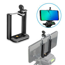 Phot-R Universal Mobile Phone Smartphone Holder Clamp Tripod Mount iPhone S7 S8