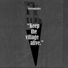 STEREOPHONICS KEEP THE VILLAGE ALIVE CD 2015