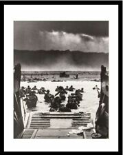 The Greatest Generation (Framed Art History Photography War WWII)