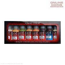 Vallejo AV72295 Game Colour Skintones  8 Colour Model Paint Set