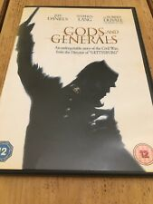 Gods and Generals DVD (2004)