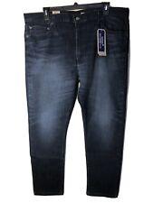 Levis Men's Jeans Blue Denim 512 Slim Taper Stretch 42 x 30 NWT