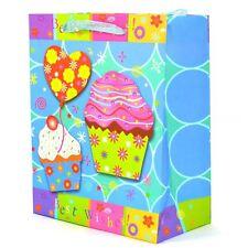 1 paquete de bolsas de regalo pequeñas de papel de lujo boda Navidad cumpleaños