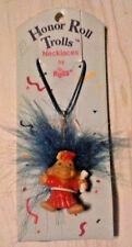 Vintage Troll Honor Roll Necklaces