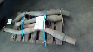 NISSAN NAVARA D22 YD25 AFTERMARKET EXHAUST SYSTEM FROM TURBO BACK, 2/01-08/15