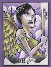 ᴕ 2010: Rantz Angels: Sketch by Jeremy Treece