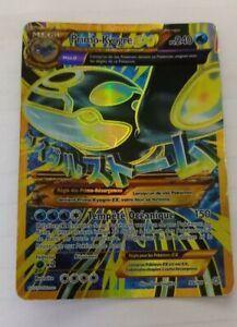 Carte Pokémon Ultra Rare Primo Kyogre EX Shiny Full Art 96/98 XY7 VF