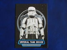 Star Wars Rogue One Series 1 Villains of the Empire #VE-8 Imperial Tank Driver