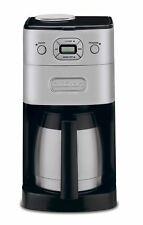 Cuisinart DGB-650BC Grind-and-Brew Thermal 10-Cup Automatic Coffeemaker Brush...
