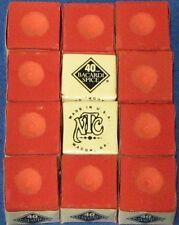 Cue Chalk ~ NTC ~ Farbe: Bacardi Spice ~ 12 Stück