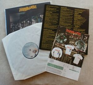 Marillion Clutching At Straws Lp Uk 1st Superb Pristine Near Mint Vinyl A-1 B-1