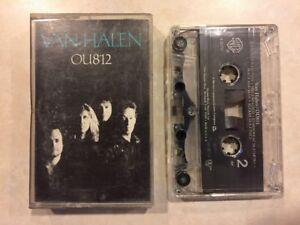 Van Halen OU812 Classic Rock Cassette Tape 1988