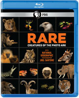 Rare: Creatures Of The Photo Ark [New Blu-ray]