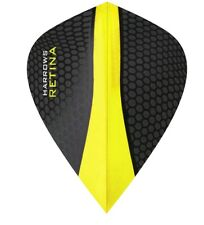 HARROWS RETINA YELLOW 100 MICRON KITE SHAPE FLIGHTS