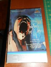PINK FLOYD THE WALL VHS BIG BOX