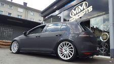 18 Zoll Ultra Wheels UA9 Alu Felgen et47 5x112 Silber für S3 GTI R R32 RS AMG S