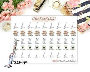 Chores Planner Stickers   Housework   icons