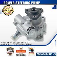 Power Steering Pump for Audi A4 8E2 8E5 8EC 8ED 8H7 I4 1.9 2.0L 2000-2009 Diesel