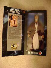 """Star Wars """"Obi-Wan Kenobi"""" 12in. Kenner 1996 / Brand New (never opened)"""