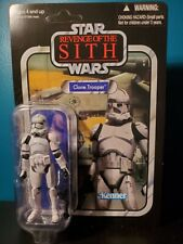Star Wars Vintage Collection Imperial char d/'assaut conducteur Comme neuf on Card VC126