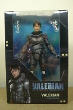 """Neca VALERIAN & THE CITY OF A THOUSAND PLANETS Valerian 7"""" Action Figure BN"""