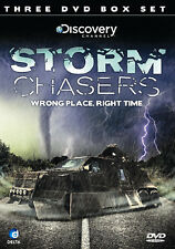 Storm Chasers - Complete Series 3 - 3 DVD BOXSET - BRAND NEW SEALED