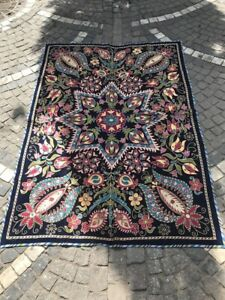 Silk on velvet bedcover, wall hanging decoration textiles,uzbek handmade suzani