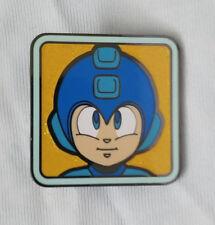 Udon con exclusive Mega Man Megaman 30th Anniversary BLUE pin!