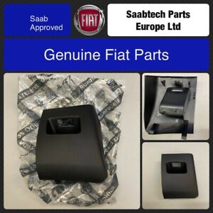 GNEUINE Fiat & Abarth Grande Punto Data link cover / Dashboard trim lid New