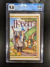 Hobbit #1 / WENZEL / CGC 9.8 / PRIME / LORD OF THE RINGS / 9-2022