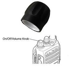 On/Off/Volume Power Knob For Motorola CP200 CP200D PR400 Portable radio