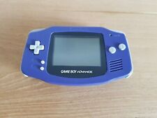 Nintendo GameBoy Advance Lila Konsole Original Game Boy