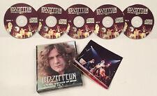 LED ZEPPELIN VOL. 1 LIVE UK 1973 5 CD