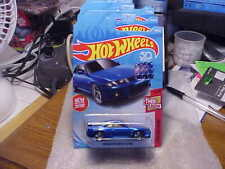 Hot Wheels Then and Now Nissan Skyline GT-R R33 Blue 2018 Factory Seal Sticker